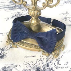 noeud homme bleu marine mariage