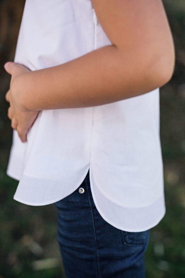 vetement-enfant-blanc-cortege