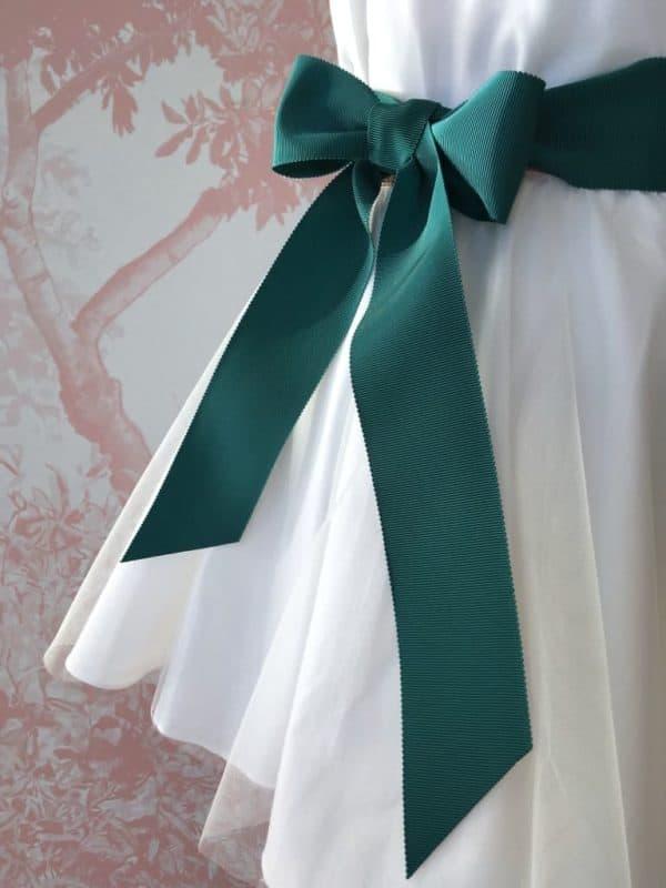 ceinture-ceremonie-vert-emeraude