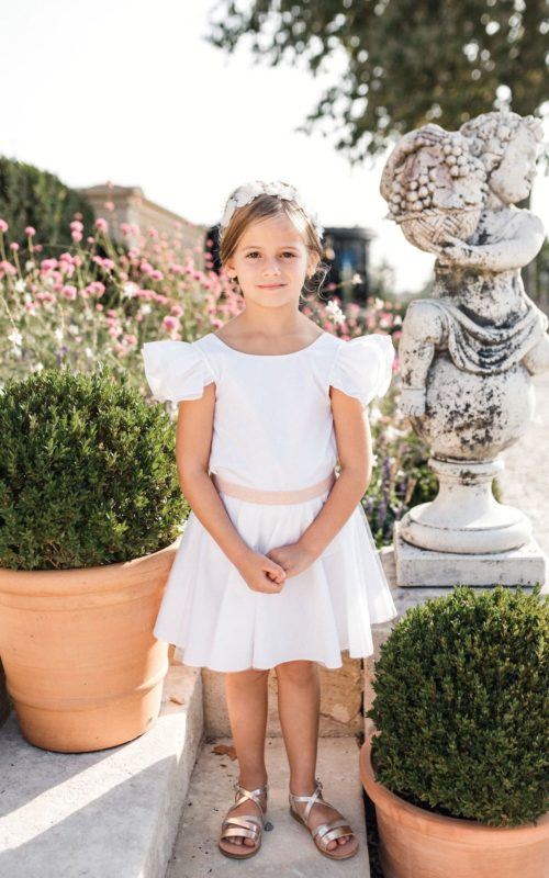 Enfant d'honneur, cérémonie mariage