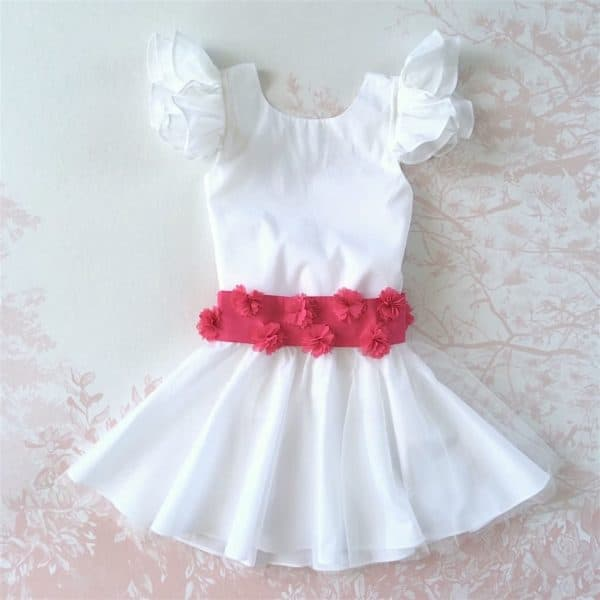 tenue mariage robe fille