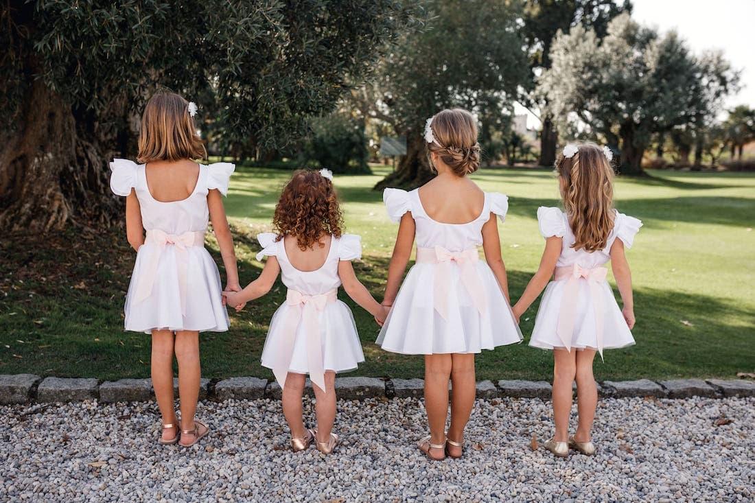 vêtements de cérémonie pour enfants