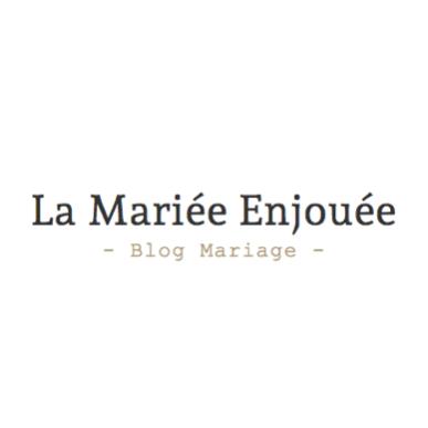 logo blog La mariée enjouée