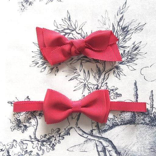 barrette-fille-noeud-pap-rouge
