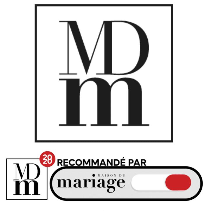 logo recommandé par maison du mariage