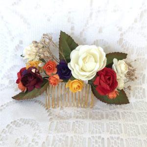 peigne-fleuri-multicolore-maison-eme